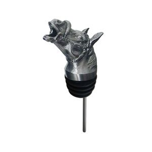 Stainless Steel Horse Wine Pourer and Aerator